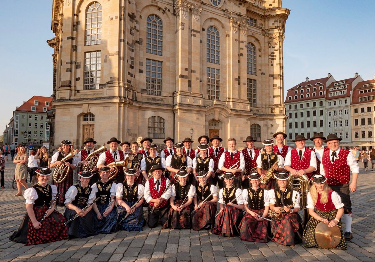 Konzertreise Dresden Galerie