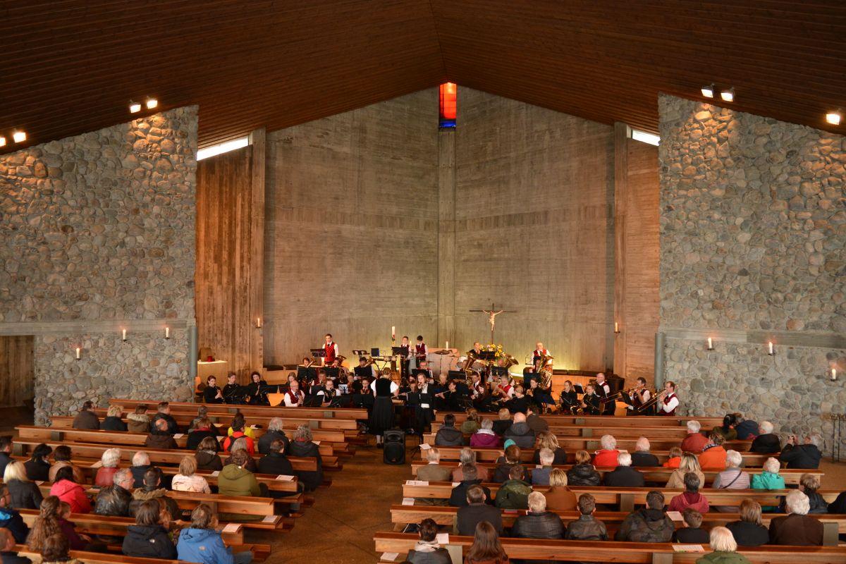 Kirchenkonzert am Ostermontag Galerie