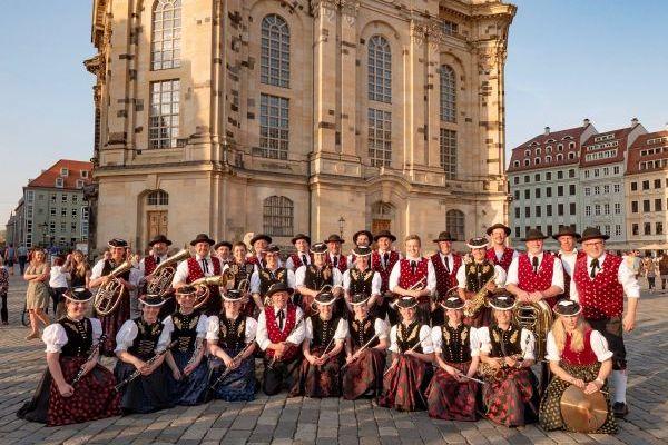 Konzertreise Dresden