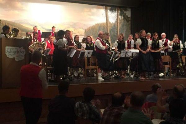 Festkonzert - Hochschwarzwälder Blosmusikfeschtival