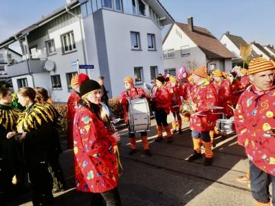 Narrentreffen in Ettenheim