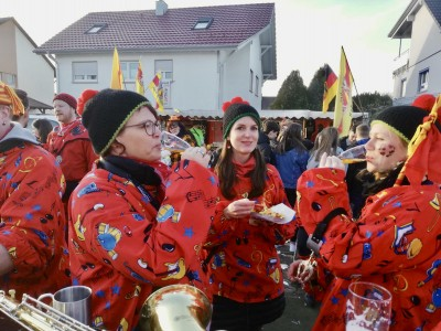 Narrentreffen in Ettenheim