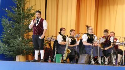 Weihnachtskonzert in der Feldberghalle