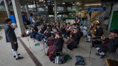 Konzert auf dem Feldberg