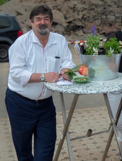 60. Geburtstag Oskar Feser