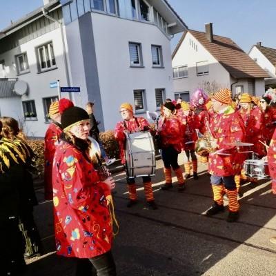 Narrentreffen in Ettenheim  Vorschaubild